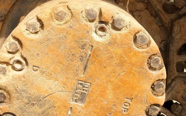 小松挖掘机PC200-8_2011年出厂5186小时