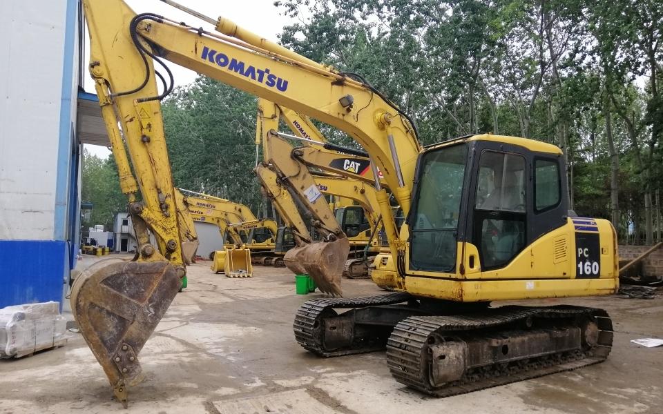 小松挖掘机PC130-7_2010年出厂10649小时