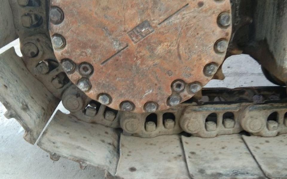 小松挖掘机PC240LC-8_2012年出厂14418小时
