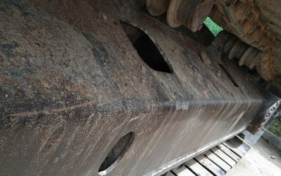 小松挖掘机PC200-7_2006年出厂9755小时