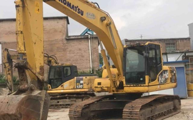 小松挖掘机_认证整备车_HB215LC-1