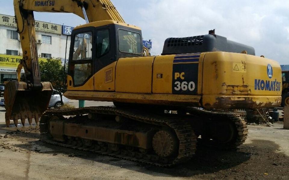 小松挖掘机PC300-7_2009年出厂6888小时