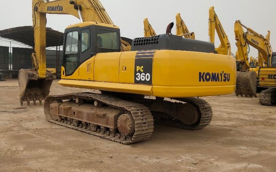 小松挖掘机PC300-7_2013年出厂5247小时