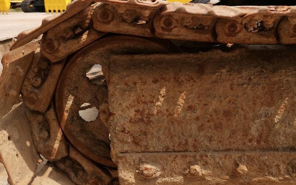 小松挖掘机PC56-7_2011年出厂12293小时