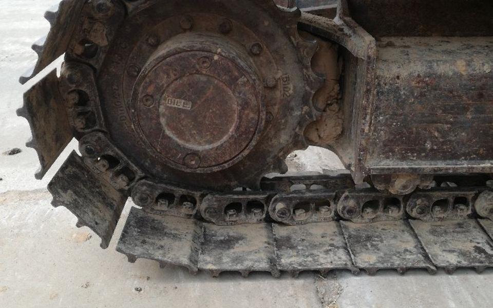 小松挖掘机PC60-8_2013年出厂8184小时