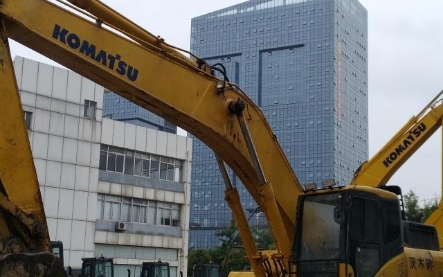 小松挖掘机PC450-7