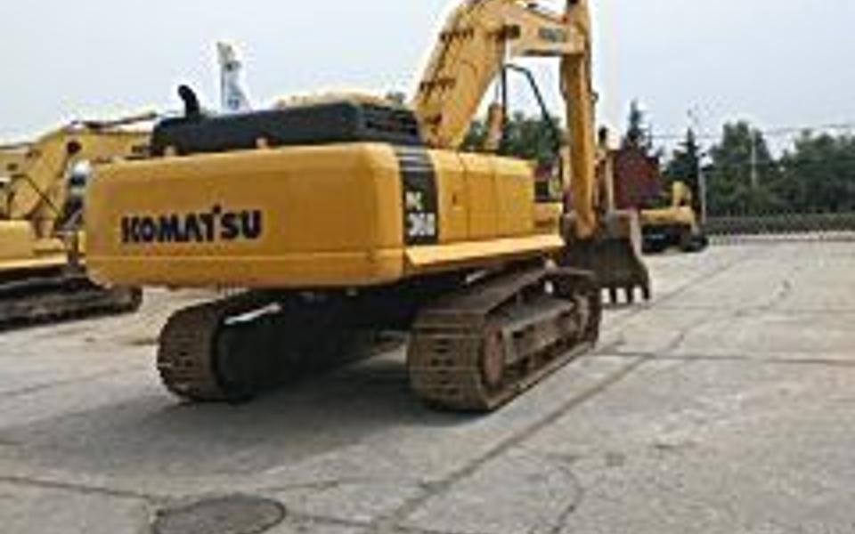 小松挖掘机PC360-7_2010年出厂9892小时