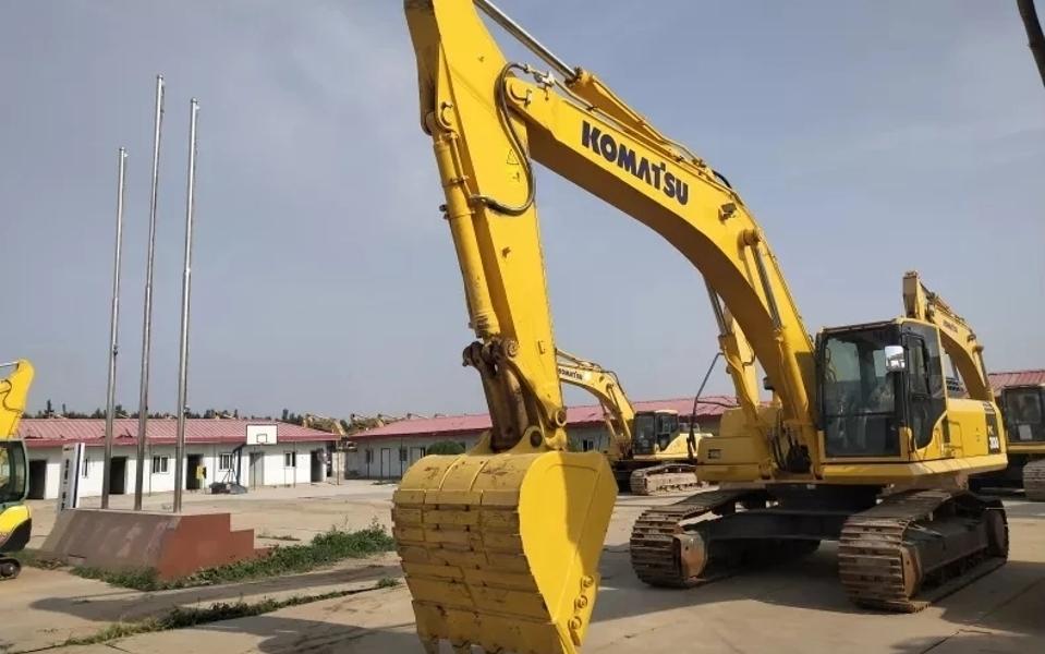 小松挖掘机PC300-8M0_2018年出厂1762小时