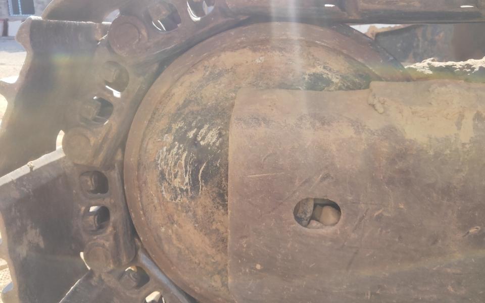 小松挖掘机PC270-7_2011年出厂9026小时