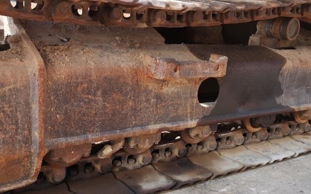 小松挖掘机PC130-7_2010年出厂10952小时