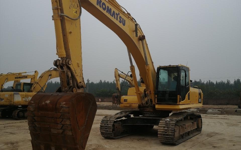 小松挖掘机PC360-8M0_2018年出厂7953小时