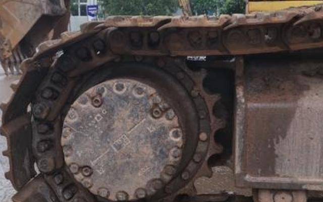 小松挖掘机PC200-8M0_2014年出厂10700小时