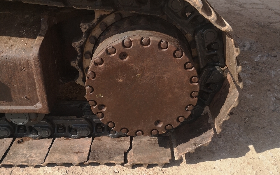 小松挖掘机PC360-7_2010年出厂14923小时