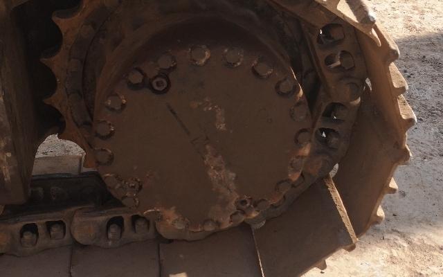 小松挖掘机PC240LC-8_2011年出厂7874小时