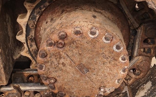 小松挖掘机PC200-8_2010年出厂18864小时