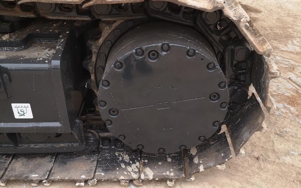 小松挖掘机PC450-8_2010年出厂10331小时