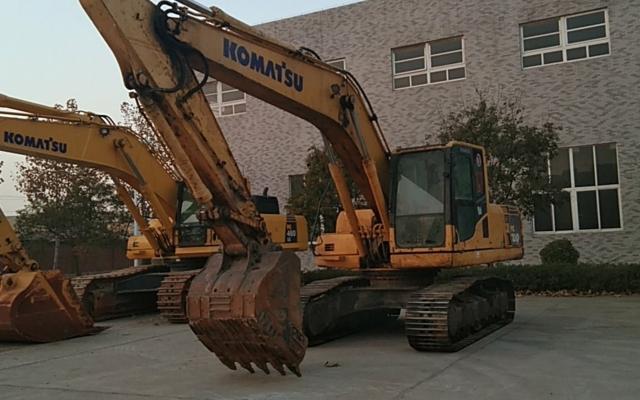 小松挖掘机_认证整备车_PC200-8M0