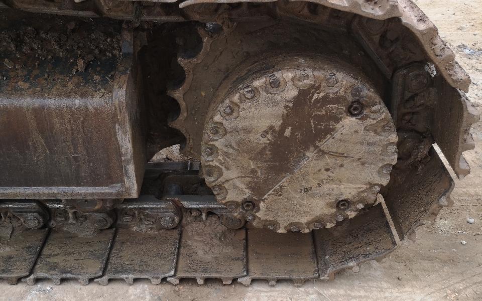 小松挖掘机PC360-7_2013年出厂9385小时