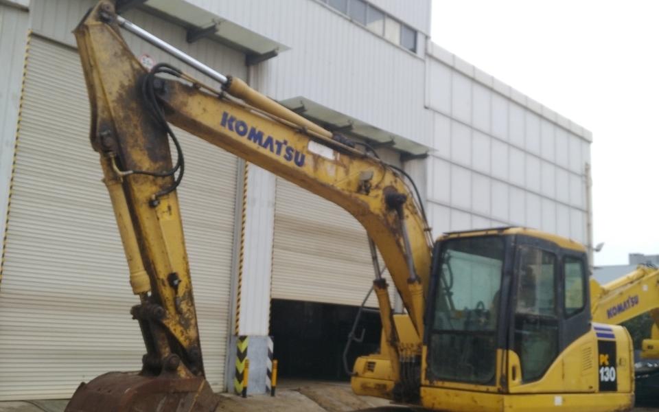小松挖掘机PC130-7_2012年出厂7460小时