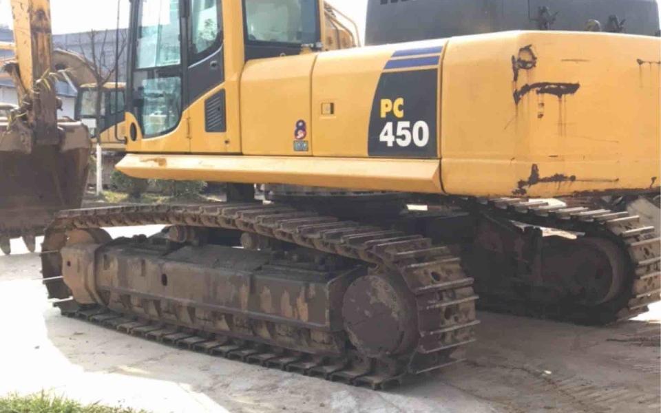 小松挖掘机PC450-8_2014年出厂10678小时