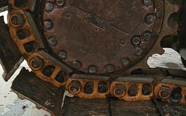 小松挖掘机PC200-8M0_2013年出厂12318小时