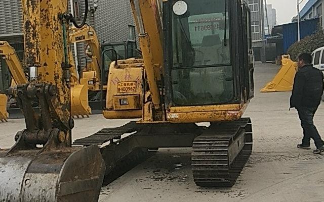 小松挖掘机PC60-7