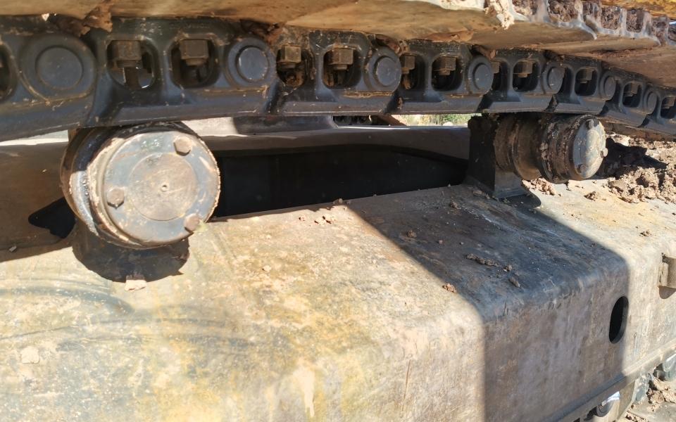 小松挖掘机PC360-7_2011年出厂17468小时