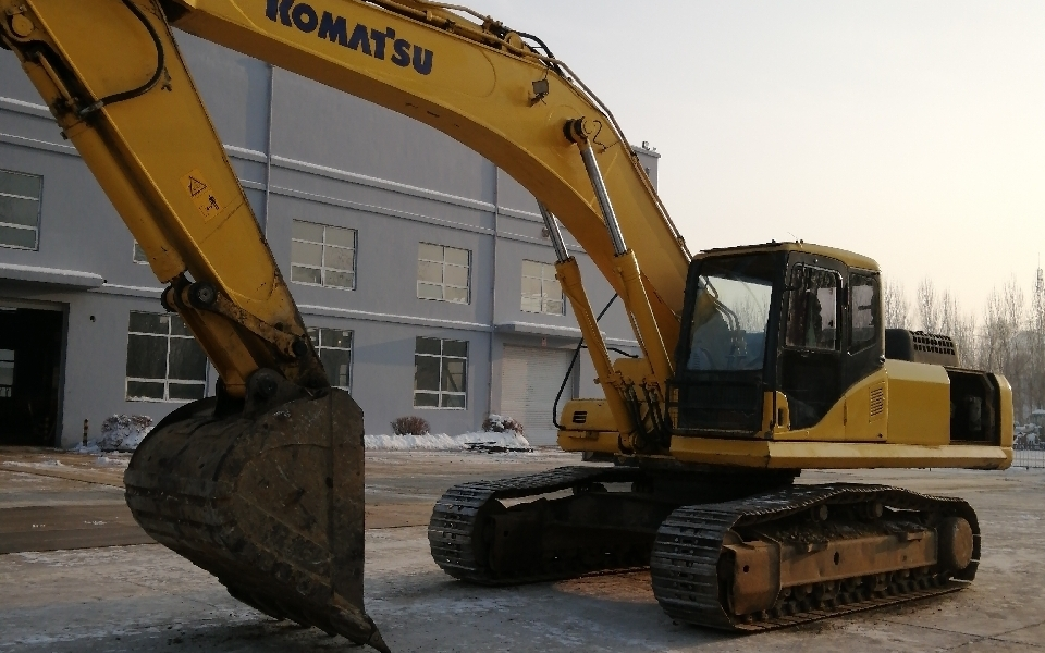小松挖掘机PC360-7_2010年出厂11415小时
