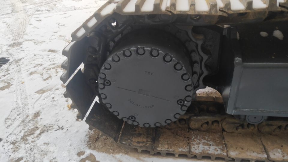 小松挖掘机PC360-7_2013年出厂16959小时