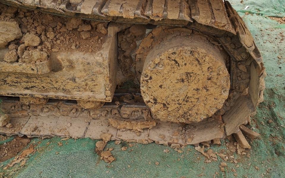 小松挖掘机PC360-7_2009年出厂15959小时