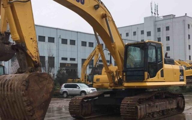 小松挖掘机_认证整备车_PC360-8M0