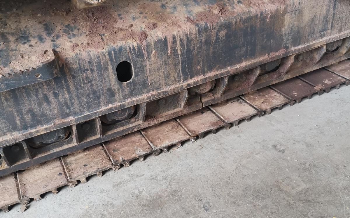 小松挖掘机PC350-7_2004年出厂16580小时