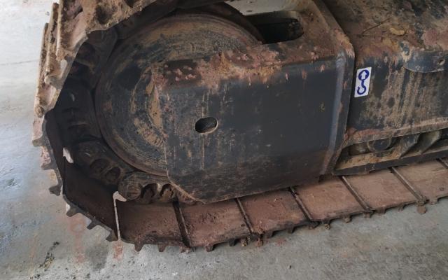 小松挖掘机_认证整备车_PC350-7_2004年出厂16580小时