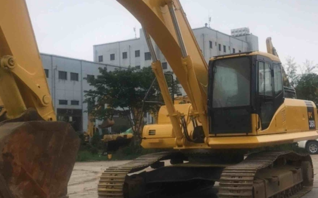 小松挖掘机_指定循环机_PC360-7