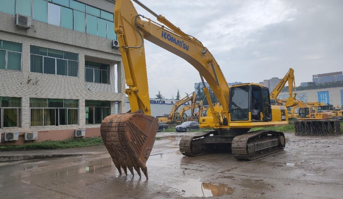 小松挖掘机PC360-7_2011年出厂17046小时