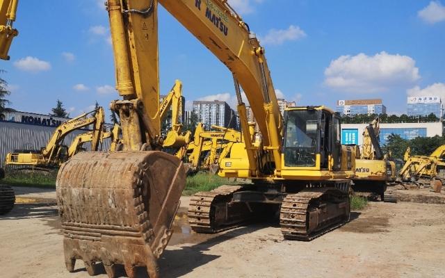 小松挖掘机_认证整备车_PC450-7