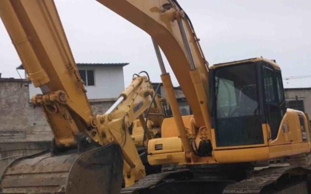 小松挖掘机_认证整备车_PC220-7