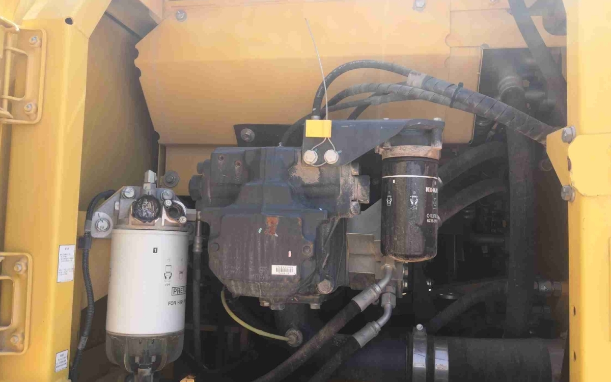 小松挖掘机_高端循环机_PC200-8M0_2020年出厂2030小时