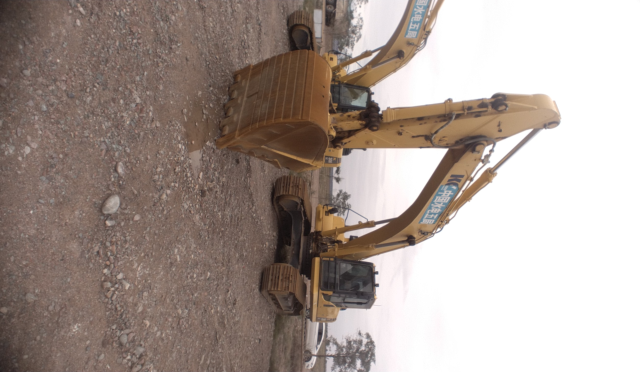 小松挖掘机_高端循环机_PC300LC-8M0